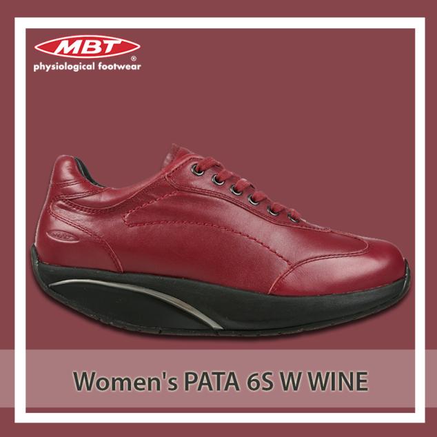 MBT Women's PATA 6S W WINE