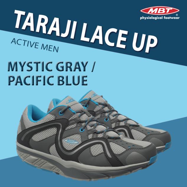 9498095450c1 MBT Men s Taraji Lace Up Mystic Gray