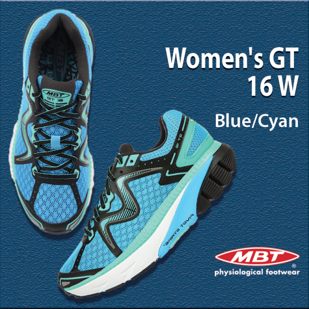 MBT Women's GT 16 W Shoe